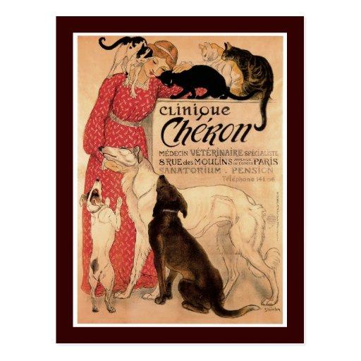 Klinik Cheron Postkarten