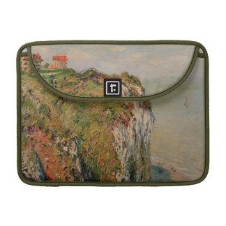 Klippe Claude Monets | bei Dieppe, 1882 Sleeve Für MacBook Pro