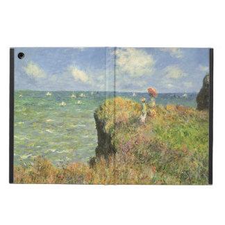 Klippen-Weg bei Pourville durch Claude Monet