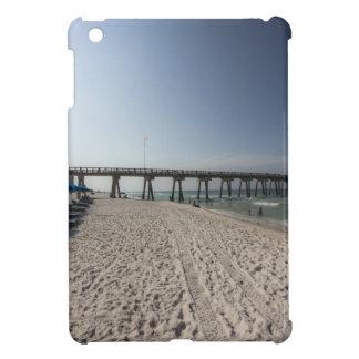 Klubsessel am Panama-Stadt Strand-Pier iPad Mini Hülle