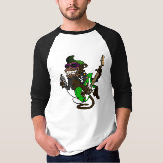 Kluge Affe-Unterhaltung T-Shirt