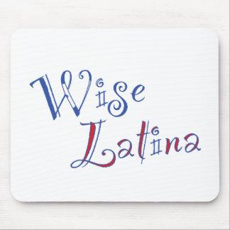 Kluge Latina-Mausunterlage (PR) Mousepads