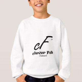 Kluge Volkslogo-Reihe Sweatshirt