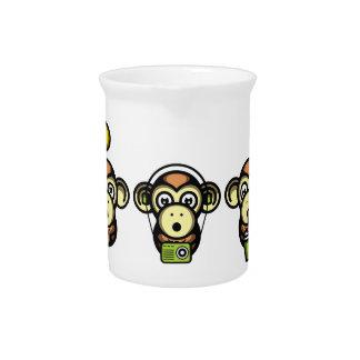 Klügere Affen Krug