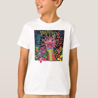 Klugheit fängt mit Wunder-T - Shirt an
