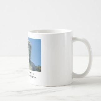 Klugheit von Buddha Kaffeetasse