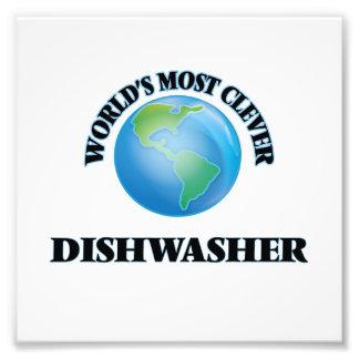 Klügste Spülmaschine der Welt die Foto