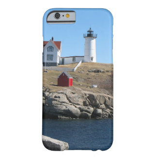 Klumpen-helles Kap Neddick Maine Barely There iPhone 6 Hülle