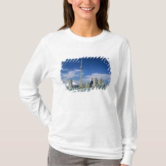 KN Turm und Skydome in Toronto, Ontario, T-Shirt