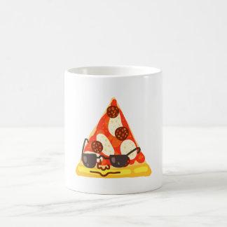 KNALL-STADT-ORAKEL: DIE COOLE PIZZA-TASSE KAFFEETASSE