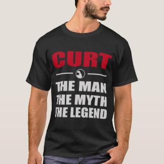 KNAPP DER MANN DER MYTHOS DIE LEGENDE T-Shirt