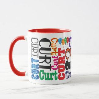 Knappe Kaffee-Tasse Tasse