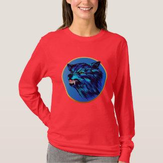 Knäuel-gerahmter T - Shirt