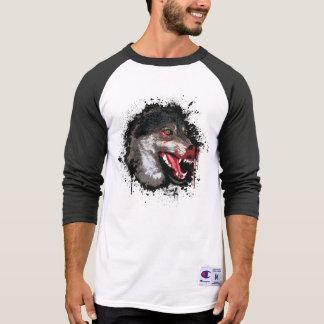 Knäuel (platsche Rückseite) 3/4 Sleeved Shirt