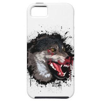 Knäuel (platsche Rückseite) Iphone 5/5S Fall iPhone 5 Etui