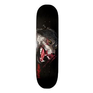 Knäuel-Skateboard 19,1 Cm Old School Skateboard Deck