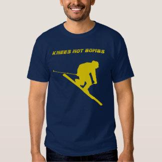 Knie-nicht Bomben Shirts