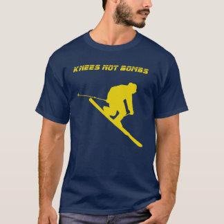 Knie-nicht Bomben T-Shirt