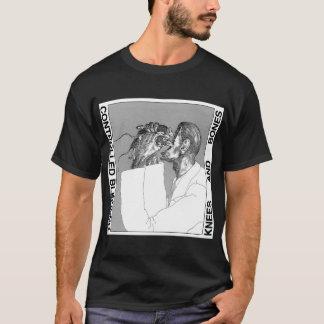 Knie und Knochen 1 T-Shirt
