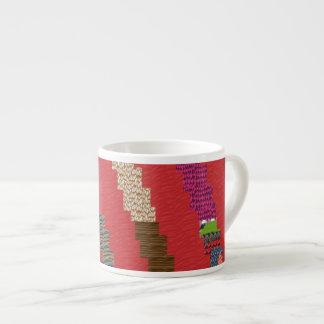 Knochen-Chinaespresso-Tasse Espressotasse