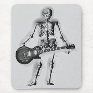 Knochen-Felsen Mousepad