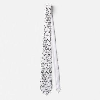 Knochen Krawatte
