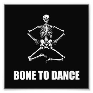 Knochen zum zu tanzen fotografien