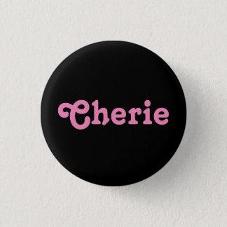 Knopf Cherie Runder Button 3,2 Cm
