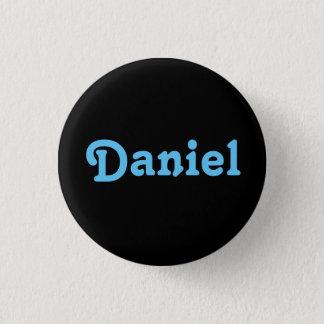 Knopf Daniel Runder Button 3,2 Cm