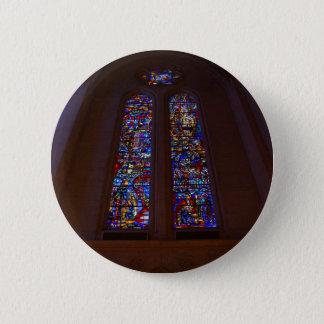 Knopf der San Francisco Anmut-Kathedralen-#4 Runder Button 5,1 Cm