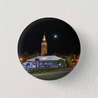 Knopf des San Francisco Fähren-Gebäude-#19 Pinback Runder Button 3,2 Cm