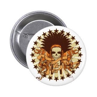 Totenkopf Buttons