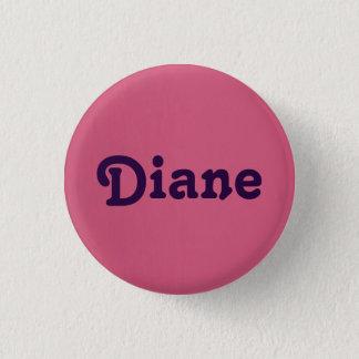 Knopf Diane Runder Button 2,5 Cm