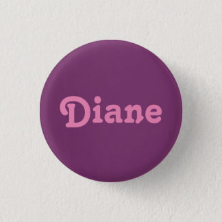 Knopf Diane Runder Button 3,2 Cm