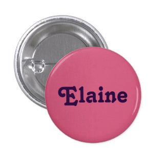 Knopf Elaine Runder Button 2,5 Cm