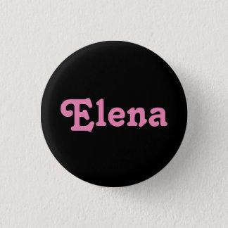 Knopf Elena Runder Button 3,2 Cm