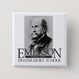Knopf Emerson (George) Quadratischer Button 5,1 Cm