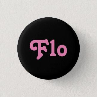 Knopf Flo Runder Button 3,2 Cm