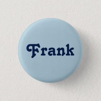 Knopf-Frank Runder Button 3,2 Cm