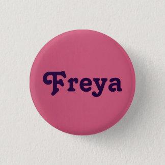 Knopf Freya Runder Button 2,5 Cm