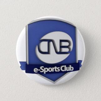 Knopf für Rucksäcke CNB e-sports club Runder Button 5,7 Cm