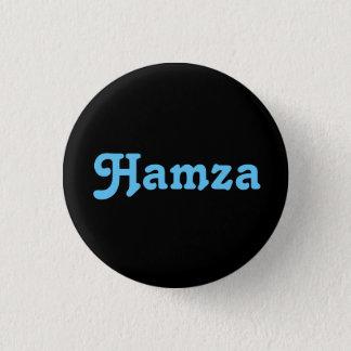 Knopf Hamza Runder Button 3,2 Cm