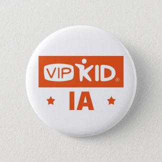 Knopf Iowas VIPKID Runder Button 5,1 Cm