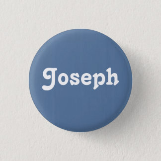 Knopf Joseph Runder Button 3,2 Cm