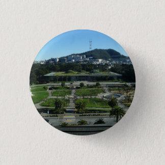 Knopf Kalifornien-Akademie der Wissenschaften-#3 Runder Button 2,5 Cm