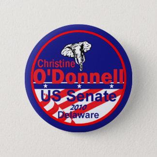 Knopf O'Donnells Delaware Runder Button 5,7 Cm