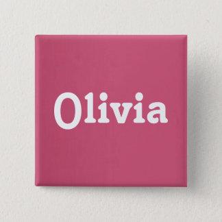 Knopf Olivia Quadratischer Button 5,1 Cm