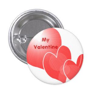 KNOPF /PIN für meinen Valentinsgruß Button
