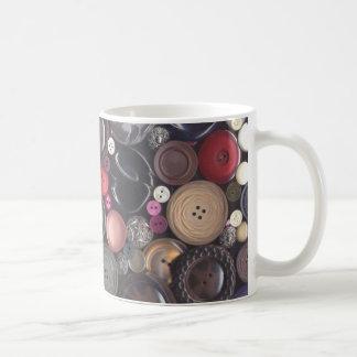 Knopf-Tasse Tasse