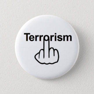 Knopf-Terrorismus drehen um Runder Button 5,1 Cm